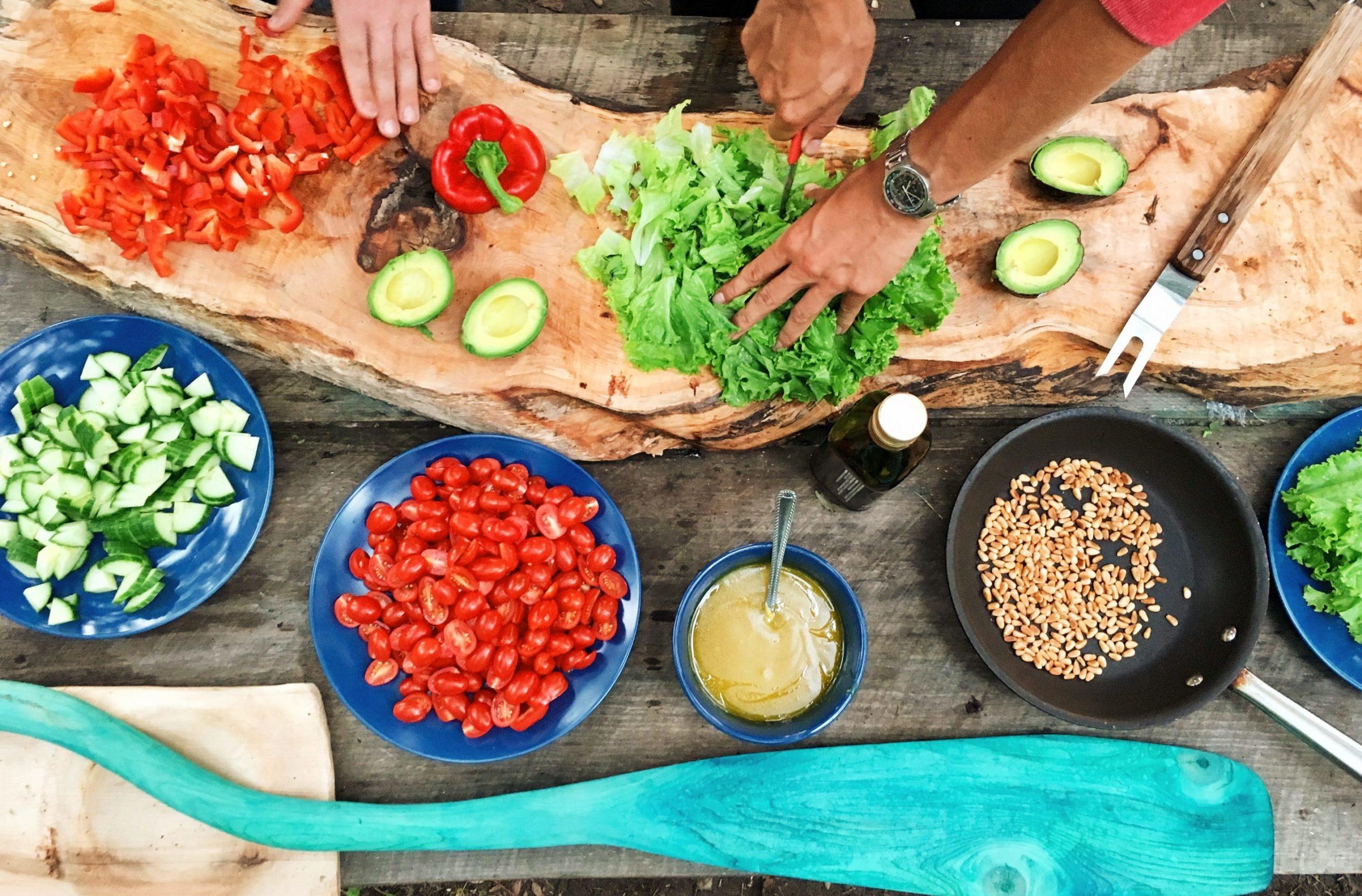 Ketogenic Diet Recipe with Avocado