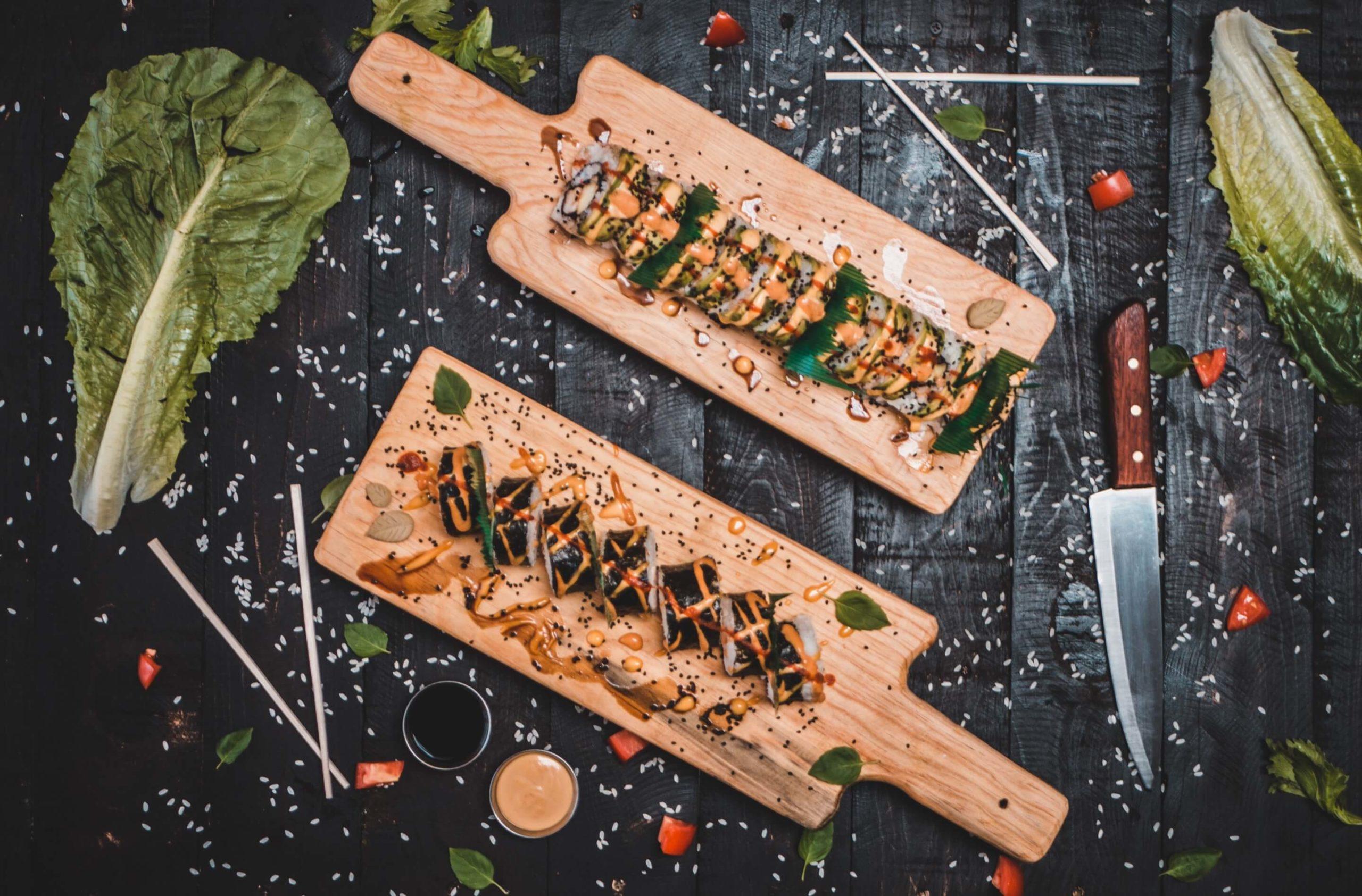 Food Corner: Top Japanese Restaurants for Sushi