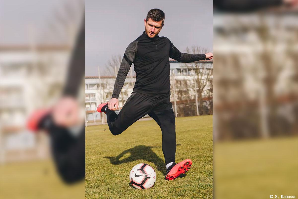 "Ex-Fußballprofi Sebastian Kneißl: ""Wenn der Kopf 'Nein' sagt, streikt der Körper"""