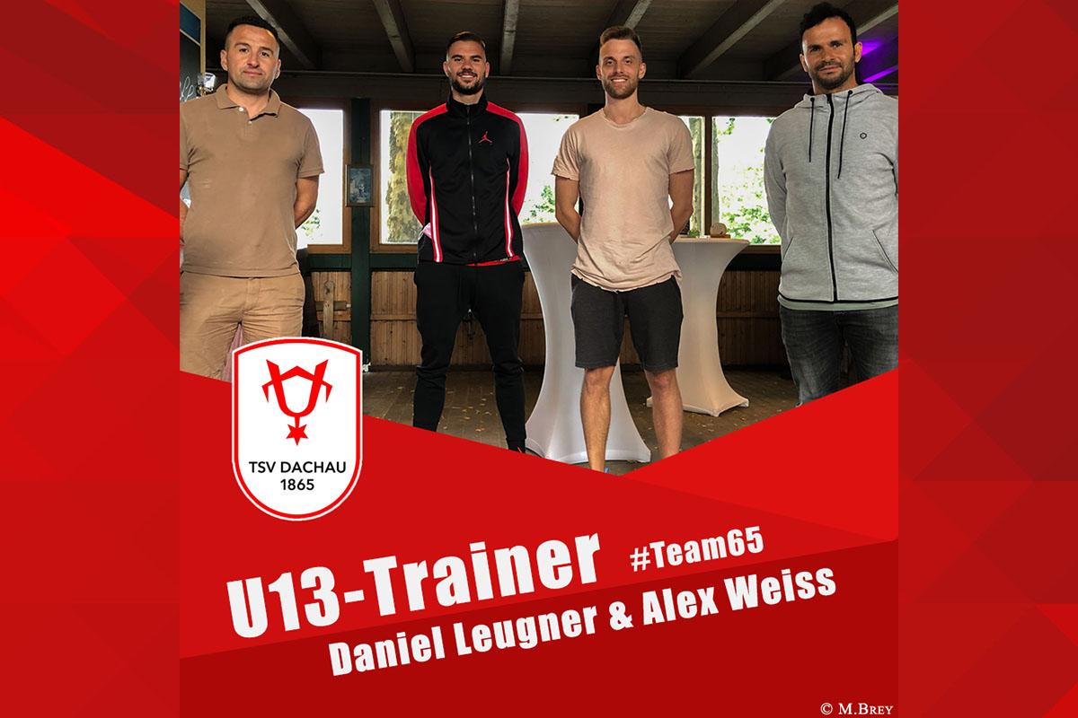 TSV Dachau 1865 baut Jugendarbeit weiter aus – Bayernliga-Spieler übernehmen Traineramt