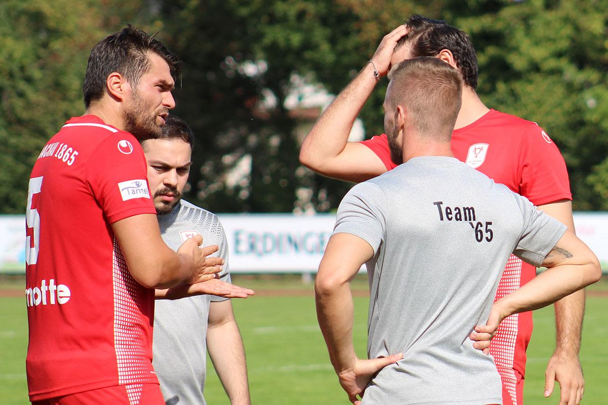 """TSV Dachau """"in der Gefahrenzone"""" – Am 26. Spieltag gastiert der TSV Kottern im Jahnstadion"""