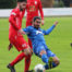 Gegen den TSV Kottern musste sich der TSV Dachau mit 1:2 geschlagen geben.