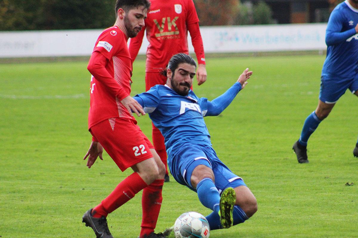 TSV Dachau verspielt Punkteteilung gegen Kottern – spätes Gegentor entscheidet Spiel