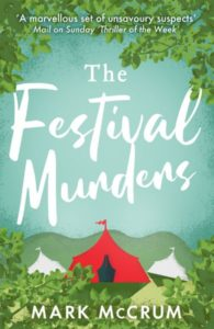Whodunnit The Festival Murders by Mark McCrum