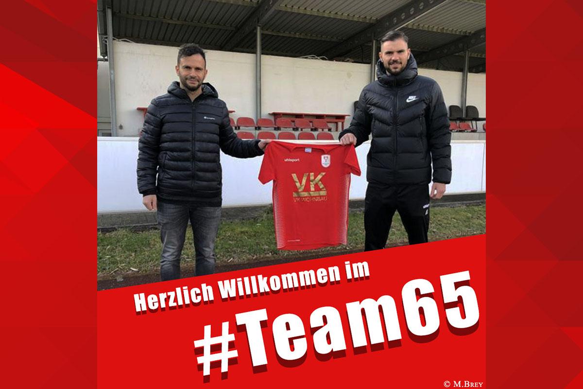 Transfer fix! TSV Dachau 1865 verpflichtet Daniel Leugner vom FC Pipinsried