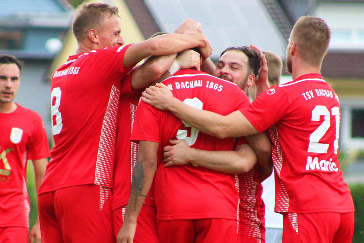 Nach Sieg gegen VfR Garching: TSV Dachau zu Gast beim Tabellenzweiten