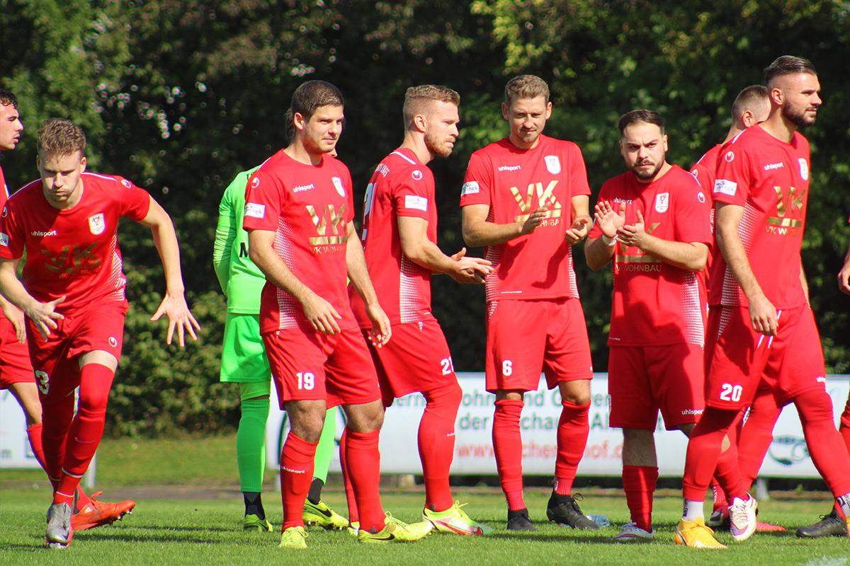 TSV Dachau empfängt FC Deisenhofen im Stadion an der Jahnstraße